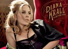 "diana krall & elvis costello – the making of ""glad rag doll"""